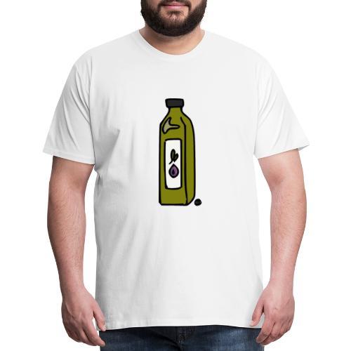 Olive Oil - Men's Premium T-Shirt