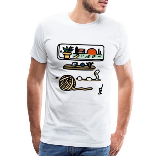 A Quiet Place - Men's Premium T-Shirt
