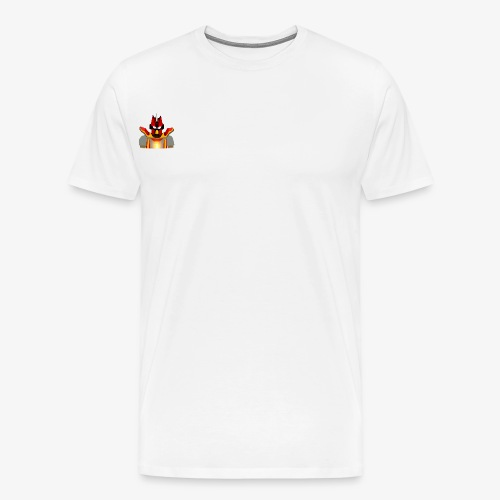 Theoatrix Drawn Icon - Men's Premium T-Shirt