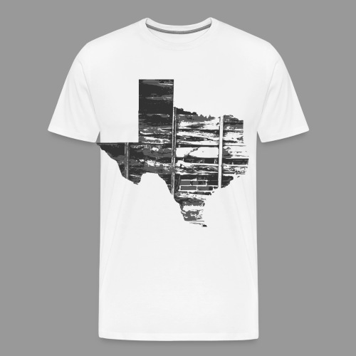 Real Texas - Men's Premium T-Shirt