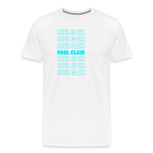 Paul Clair Stand Out Adult - Men's Premium T-Shirt