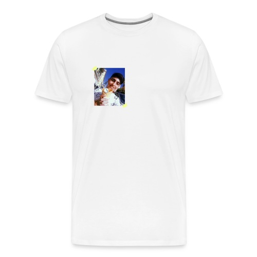 WITH PIC - Men's Premium T-Shirt