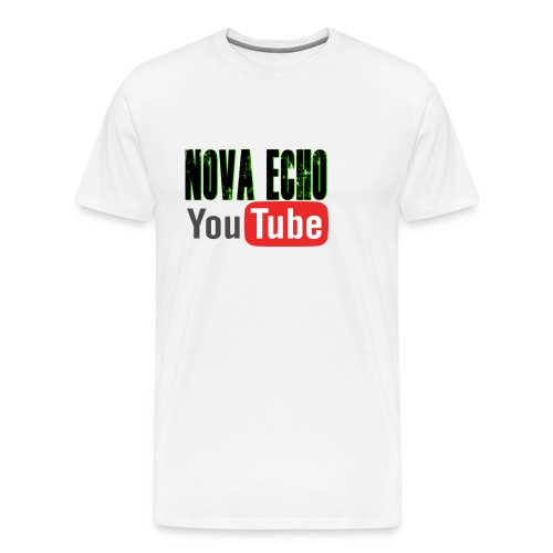 Nova Echo Merch - Men's Premium T-Shirt