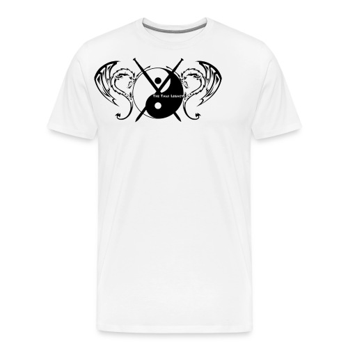 Taiji new logo png - Men's Premium T-Shirt