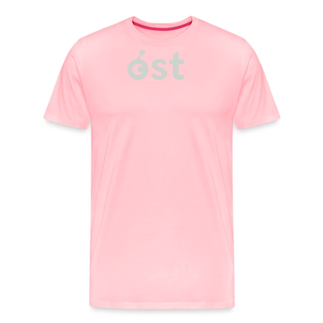 ost logo in grey
