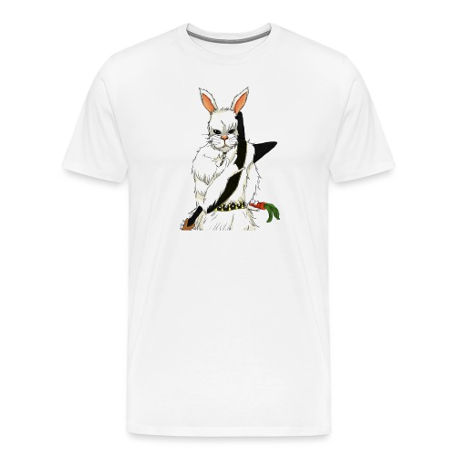 Rabbit - Men's Premium T-Shirt