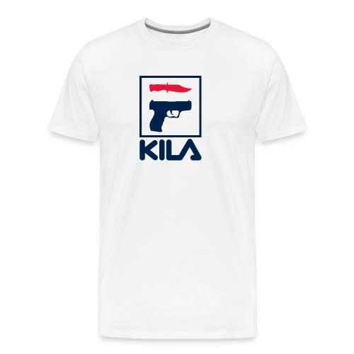 Kila - Men's Premium T-Shirt