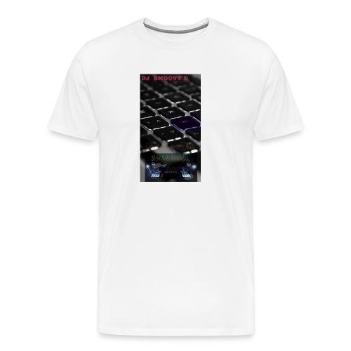Dj SmooVy D - Men's Premium T-Shirt