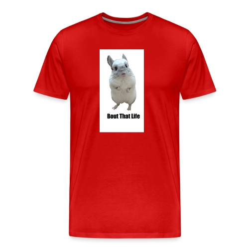 Bout 1 png - Men's Premium T-Shirt