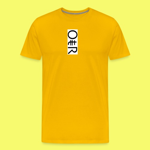 OntheReal ice - Men's Premium T-Shirt