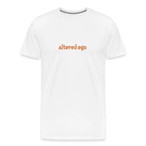 alteredegologo - Men's Premium T-Shirt