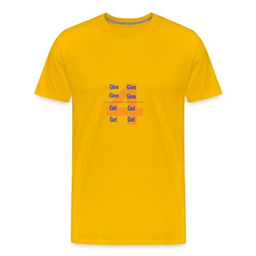 Forgive & Forget - Men's Premium T-Shirt