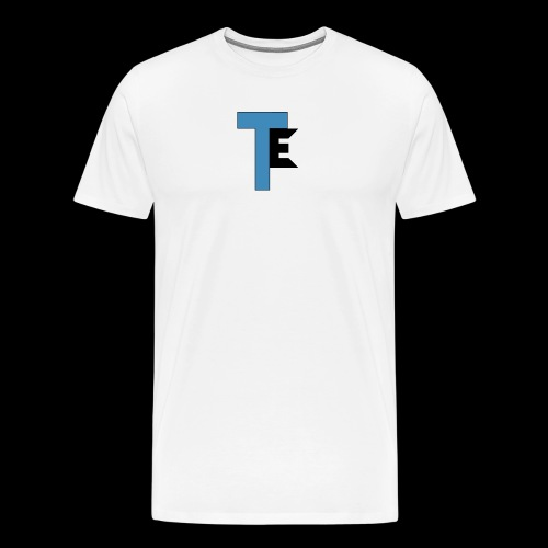 The Second Team Exelfiny Logo - Men's Premium T-Shirt