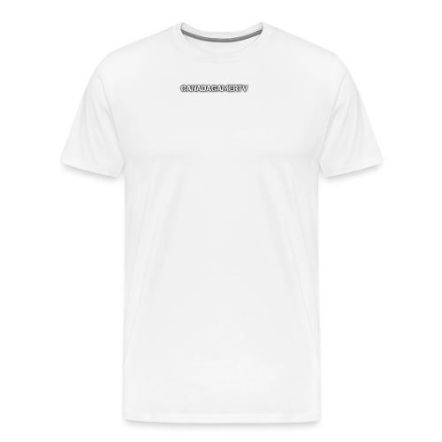 CANADAGAMERTV MERCH - Men's Premium T-Shirt