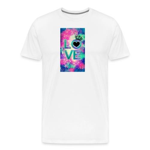 Damons love - Men's Premium T-Shirt