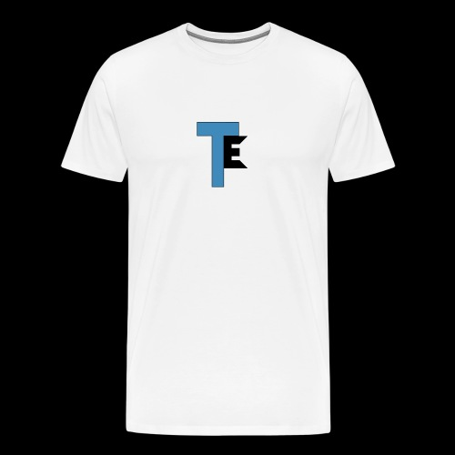 The Second Team Exelfiny Logo - Men's Premium T-Shirt