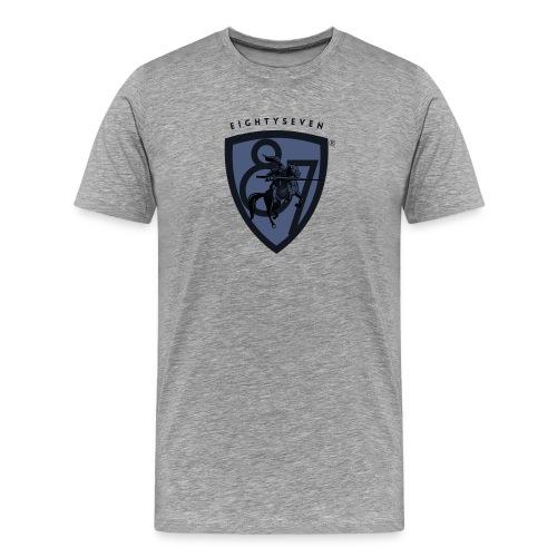 2021 eighty87seven b05 - Men's Premium T-Shirt