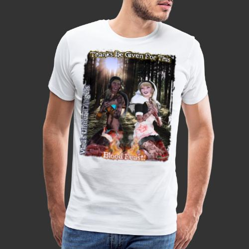 Thanksgiving Bloodfeast - Men's Premium T-Shirt