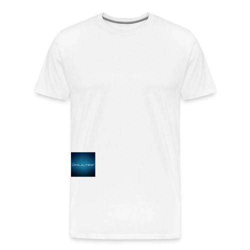 Chris is Taken - Men's Premium T-Shirt