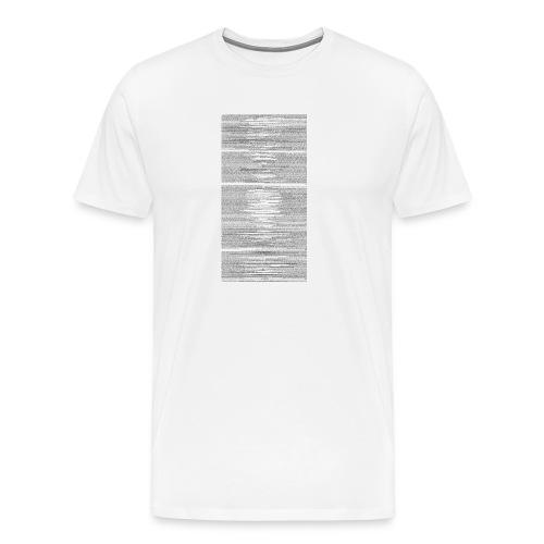genesis. - Men's Premium T-Shirt