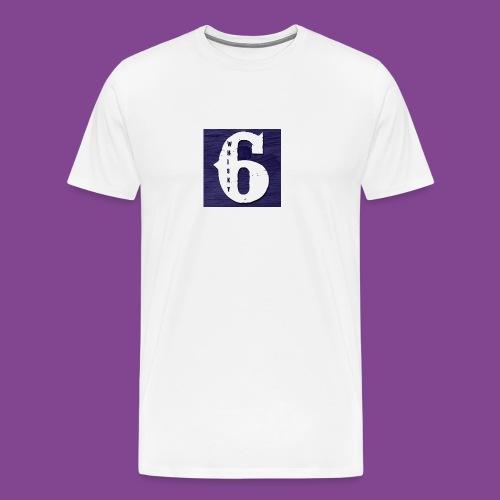 W6logo - Men's Premium T-Shirt