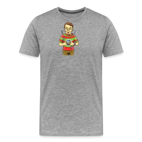 Waldo - Men's Premium T-Shirt