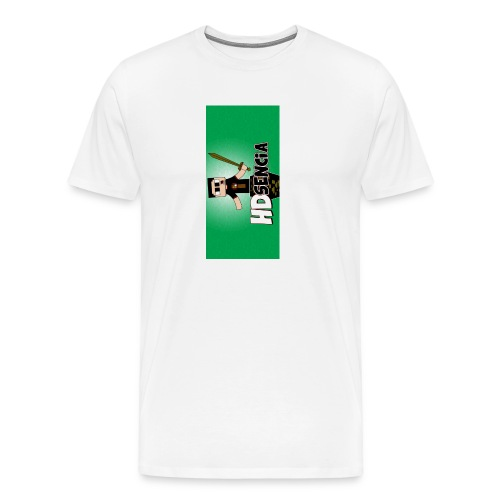iphone5green - Men's Premium T-Shirt