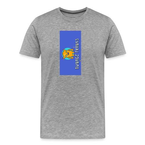 logo iphone5 - Men's Premium T-Shirt