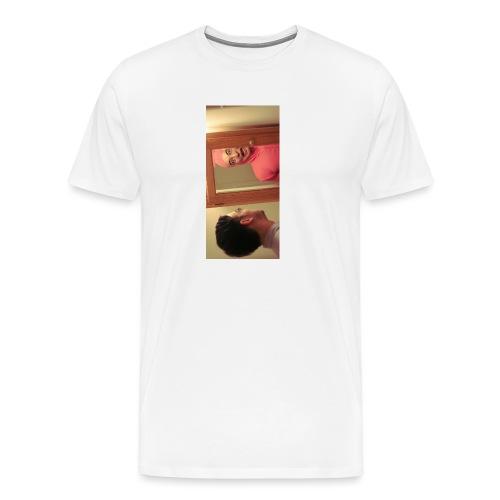 pinkiphone5 - Men's Premium T-Shirt