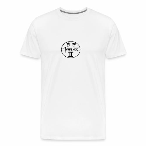 Official TVBENJO Merch - Men's Premium T-Shirt