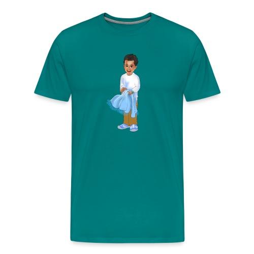 chandler j shelton LOGO BY Shelly Shelton - Men's Premium T-Shirt
