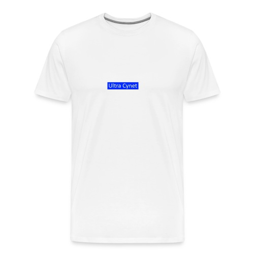Ultra Cynet Rectangle Blue - Men's Premium T-Shirt