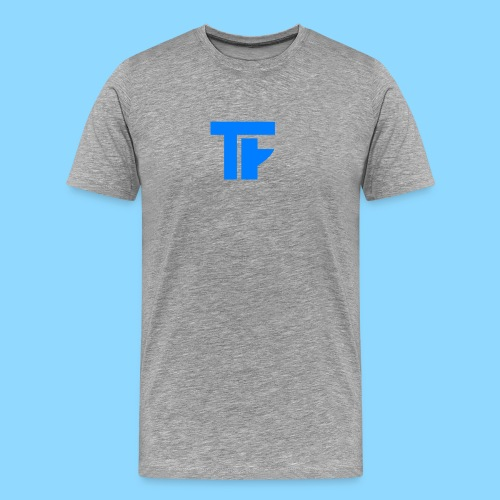 Team Friction Logo - Men's Premium T-Shirt