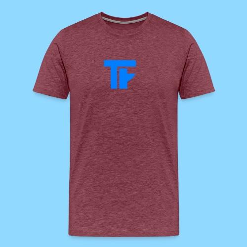 Team Friction Logo - Men's Premium T-Shirt