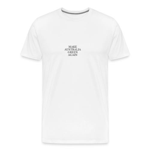 MAKE AUSTRALIA GREEN AGAIN - Men's Premium T-Shirt