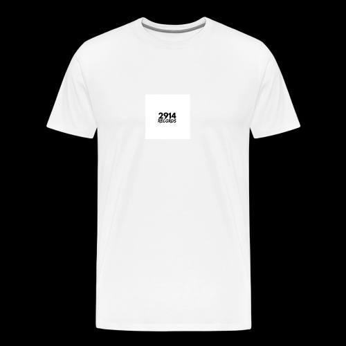 2914 Records Shirt 2018 - Men's Premium T-Shirt