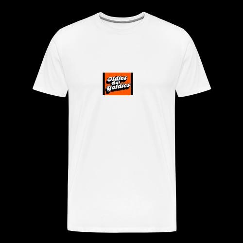 OLDIE 1.0 - Men's Premium T-Shirt