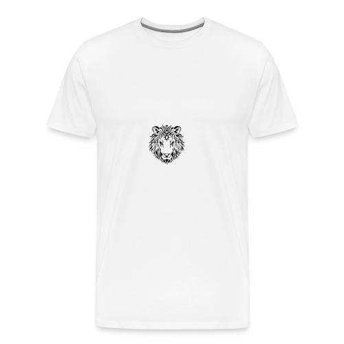 blk logo1 - Men's Premium T-Shirt