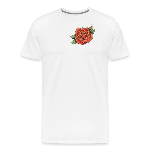 The rose - Men's Premium T-Shirt