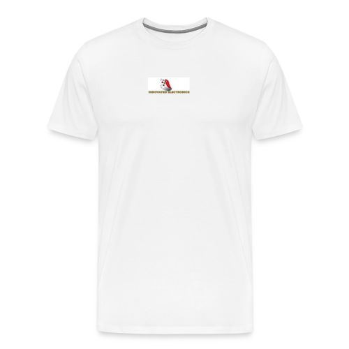 REAL YOUTUBE INNOVTED LOGO for shits - Men's Premium T-Shirt