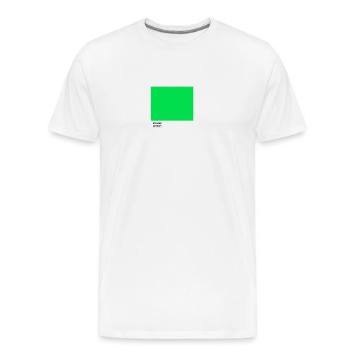 spotify - Men's Premium T-Shirt