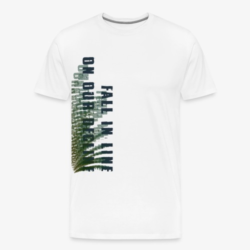 Decline - Men's Premium T-Shirt