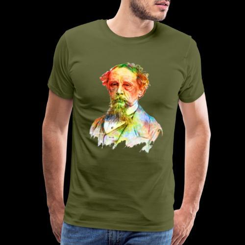 What the Dickens? | Classic Literature Lover - Men's Premium T-Shirt