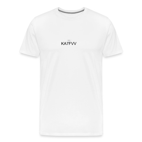 KA7FVV II - Men's Premium T-Shirt
