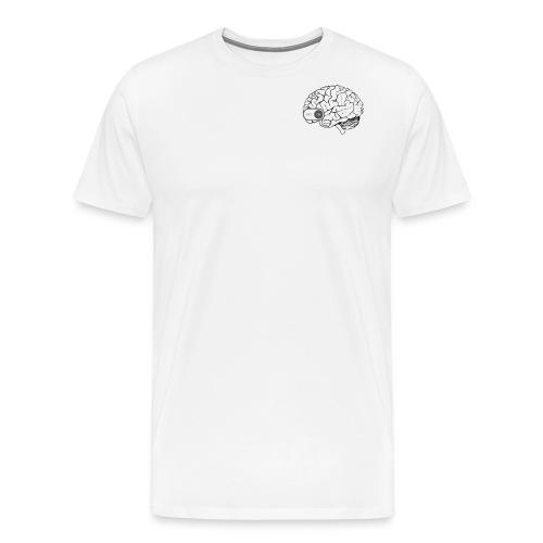 My Brain Can't Breathe - Men's Premium T-Shirt