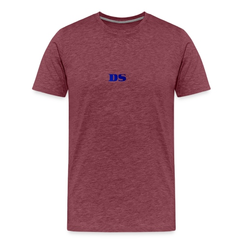 Da Shiznit Blue Money Logo - Men's Premium T-Shirt