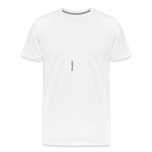 Jerusalem - Men's Premium T-Shirt