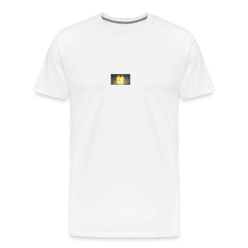 sun shine - Men's Premium T-Shirt