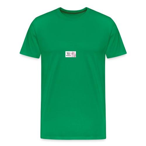sylvee is a troll - Men's Premium T-Shirt