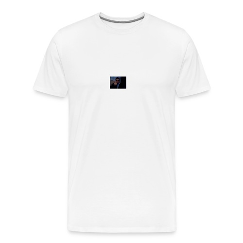 sheldon evans - Men's Premium T-Shirt